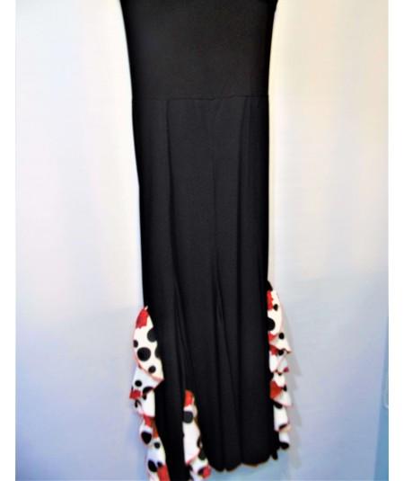 Faldas Flamencas De Ensallo Adulta