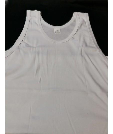 Camiseta Tirante Básica Blanca