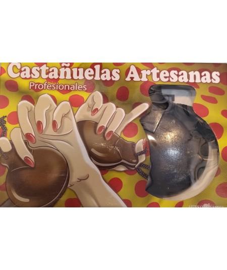 Castañuelas Artesanas Profesionales