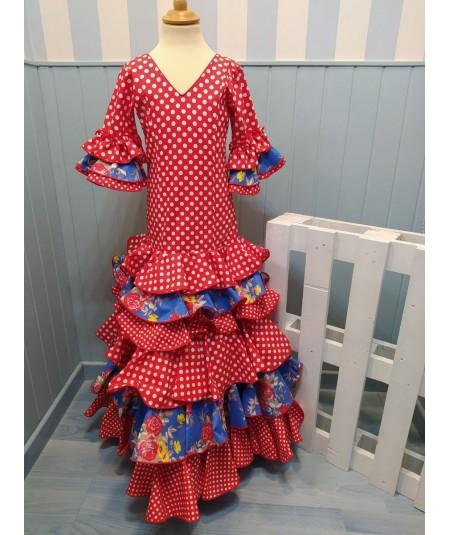 Vestidos Flamenca Niña